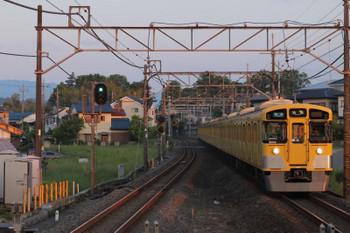 2018年5月5日、元加治、9104Fの3102レ。一番電車。