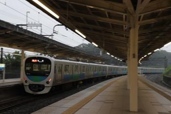2018年6月23日、入間市、32105F+38112Fの2162レ。いつもは4101レだった40000系が担当する列車。