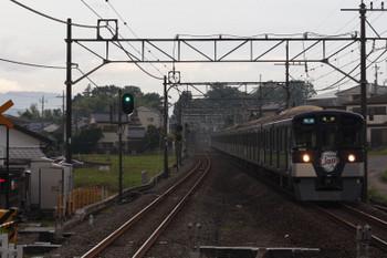 2018年6月27日、元加治、9108Fの3102レ。一番列車。