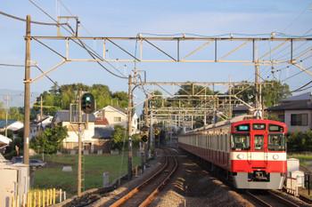 2018年6月30日、元加治、9103Fの3102レ。一番列車。