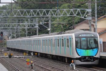 2018年7月28日、仏子、40102FのS-Train 401レ。
