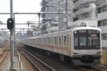 2017年9月24日、中村橋、東急5154Fの1751レ(12K運用)。