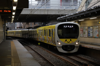 2018年8月12日、椎名町、38105Fの5409レ。
