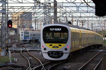 2018年8月25日、所沢、38105Fの5802レ。