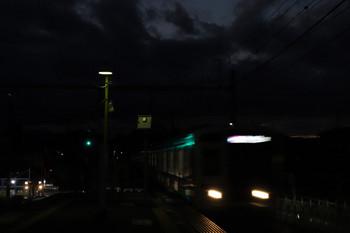 2018年10月7日、元加治、通過する1720レ。