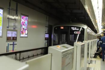 2018年11月11日 13時21分、東京メトロ副都心線・池袋、1204Kだった東急5050系8連の下り回送列車が発車。
