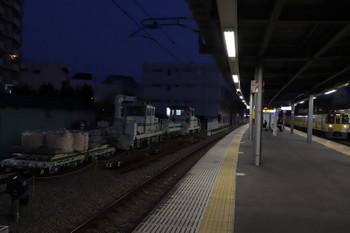 2018年11月17日 16時54分ころ、東長崎、上の写真の反対側から撮影。