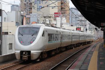 2018年10月5日 11時45分ころ、野田、南紀方面から新大阪方面へ向かう特急くろしお14号・2064M。