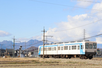 2019年1月2日 11時45分ころ、西吉井~吉井、(<-高崎)304?+252の高崎ゆき。