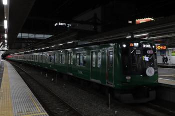 2018年12月30日、所沢、東急5122Fの6754レ。