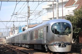 2019年2月24日 11時2分ころ。池袋~椎名町。001-A編成の上り臨時列車。