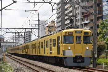 2019年5月15日。高田馬場〜下落合。2403Fほかの2644レ。