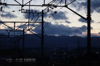 2019年6月16日。仏子〜元加治。東急5050系8連の3703レ。