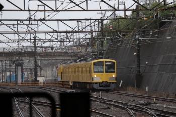 2019年7月7日 13時15分ころ。新秋津。263Fの入換開始。