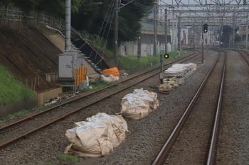 2019年7月21日。秋津〜所沢。