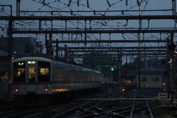 2019年8月21日。飯能。秩父鉄道へ向け発車した4015F+40221Fの6001レ。