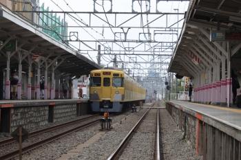 2019年8月31日。上井草。2003Fの5135レ。