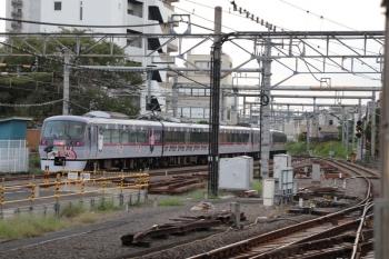 2019年9月7日。所沢。1番ホームから発車した10112Fの125レ。