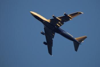 2019年9月16日 17時33分。飯能。福生基地か横田基地から離陸したであろうジェット機が北へ向かいました。