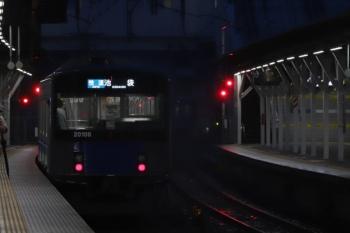 2019年9月16日。所沢。いつもは新宿線の20106Fが池袋線3102レを担当。後日、新宿線で20106Fをよく見たら、空気圧縮機が新型の銀箱になったようです。