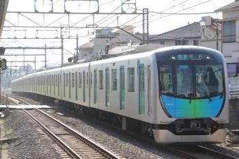 2019年9月17日。秋津。40102Fの4301レ(54M運用)。