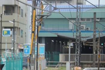 2019年9月21日。東久留米。下り列車の先頭部から撮影。