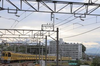 2019年9月23日 16時46分ころ。入間市〜仏子。通過した2063Fの定期の下り回送列車。