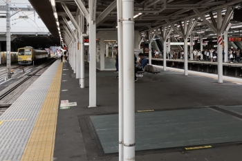 2019年10月19日 14時7分ころ。所沢。JRの新秋津駅から戻ってきた263F。