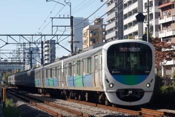 2019年11月5日。高田馬場〜下落合。30101Fの2642レ。