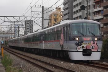 2019年12月13日。高田馬場〜下落合。10112Fの120レ。