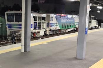 2019年12月19日。東長崎。新型マルタイとモーターカー。