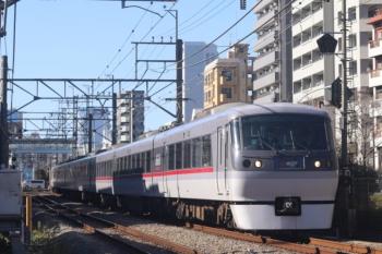2020年1月9日。高田馬場〜下落合。10101Fの120レ。