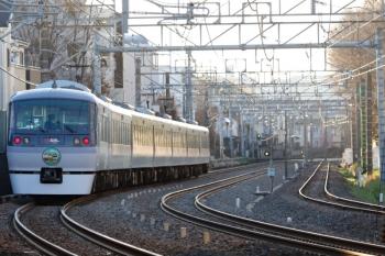2020年2月2日。秋津〜所沢。10110F(50周年)の66レ。