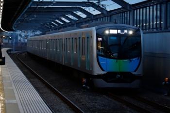 2020年2月13日。富士見台。40102Fの豊洲ゆきS-Trainの502レ。