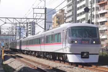 2020年3月5日。高田馬場〜下落合。10112Fの120レ。