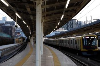 2020年3月21日。入間市。東急4110Fが代走の14M運用・1720レ。