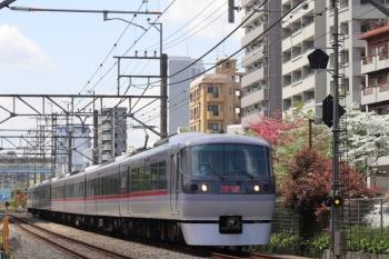2020年4月24日。高田馬場〜下落合。10112Fの120レ。