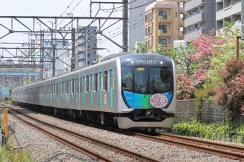 2020年4月28日。高田馬場〜下落合。40152F(カナヘイ)の2642レ。