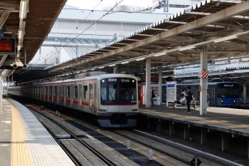 2020年5月2日。所沢。東急4106Fの1816レ、20101Fの2667レ。