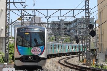 2020年5月14日。高田馬場〜下落合。40152F(カナヘイ)の2642レ。