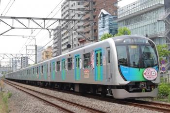 2020年6月3日。高田馬場〜下落合。40152F(カナヘイ)の2642レ。