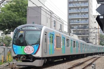 2020年6月4日。高田馬場〜下落合。40152Fの2332レ。前日とは別の列車を走ってました。