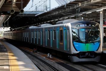 2020年6月29日。所沢。40106Fの上り回送列車。所沢から502レ・S-Train 豊洲ゆき。