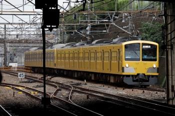 2020年7月5日 13時57分ころ。新秋津。263F+1249Fが西武線内へ発車。