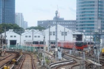 2020年7月11日。小石川車両基地。