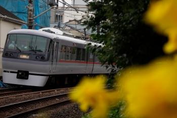 2020年7月15日。中井。10108Fの下り回送列車。110レの折り返しです。