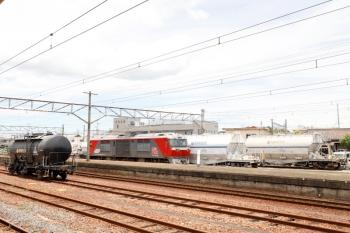 2020年7月16日 11時55分ころ。富田。残されたコタキ112461とDF200-201。