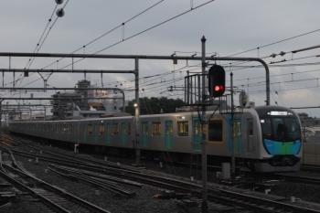 2020年7月23日。練馬。40101Fの元町・中華街ゆきS-Train 404レ。