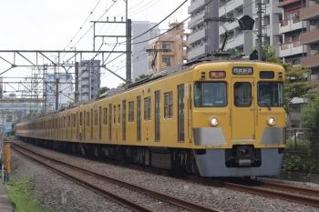 2020年8月14日。高田馬場〜下落合。2403F+2059Fの2644レ。