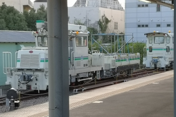 2020年8月25日。東長崎。
